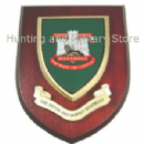 Devon and Dorset Regiment Military Wall Plaque